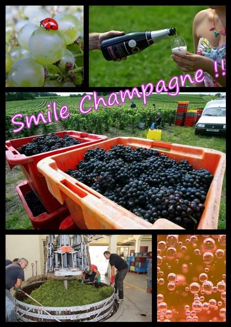 Smile Champagne